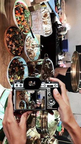 מצלמת קייטרינג מצלמת קייטרינג בוטיק